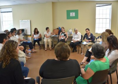 Voces Comunitaria Round Table